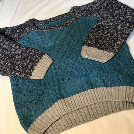 18-24 Month  Teal Jumper